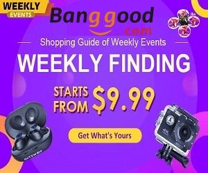 تسوق أجهزتك بأفضل سعر في Banggood